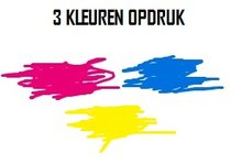 BEDRUKKEN 3 KLEUREN