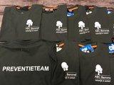T-shirts bedrukken met Logo en Tekst in Ede werkkleding Herock