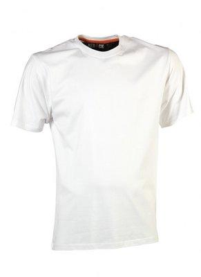 HEROCK ARGO T-Shirt WIT korte mouwen BEDRUKKEN