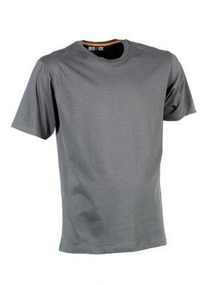 HEROCK ARGO T-Shirt GRIJS korte mouwen BEDRUKKEN