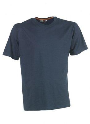 HEROCK ARGO T-Shirt NAVY korte mouwen BEDRUKKEN
