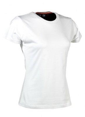 SHEROCK EPONA T-Shirt WIT korte mouwen BEDRUKKEN