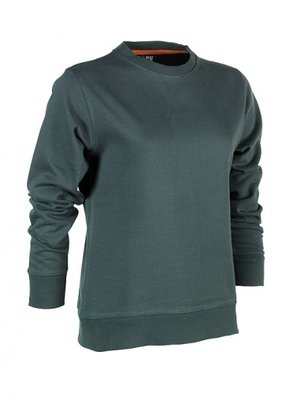 SHEROCK HEMERA SWEATER GROEN BORDUREN