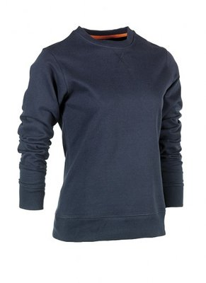 SHEROCK HEMERA SWEATER NAVY BORDUREN