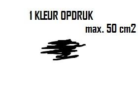 BEDRUKKEN 1 KLEUR MAX. 50 cm2