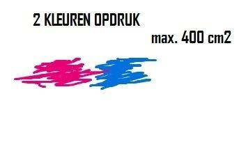 BEDRUKKEN 2 KLEUREN MAX. 400 cm2