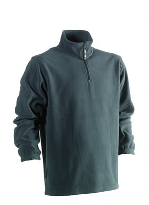 HEROCK ANTALUS FLEECE SWEATER GROEN BORDUREN