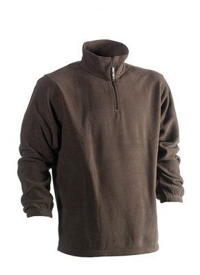 HEROCK ANTALUS FLEECE SWEATER BRUIN BORDUREN