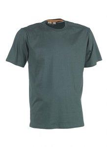 21MTS0901 HEROCK ARGO T-Shirt GROEN korte mouwen BEDRUKKEN