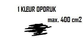 BEDRUKKEN 1 KLEUR MAX. 400 cm2
