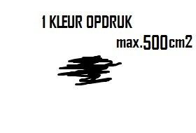 BEDRUKKEN 1 KLEUR MAX. 500 cm2